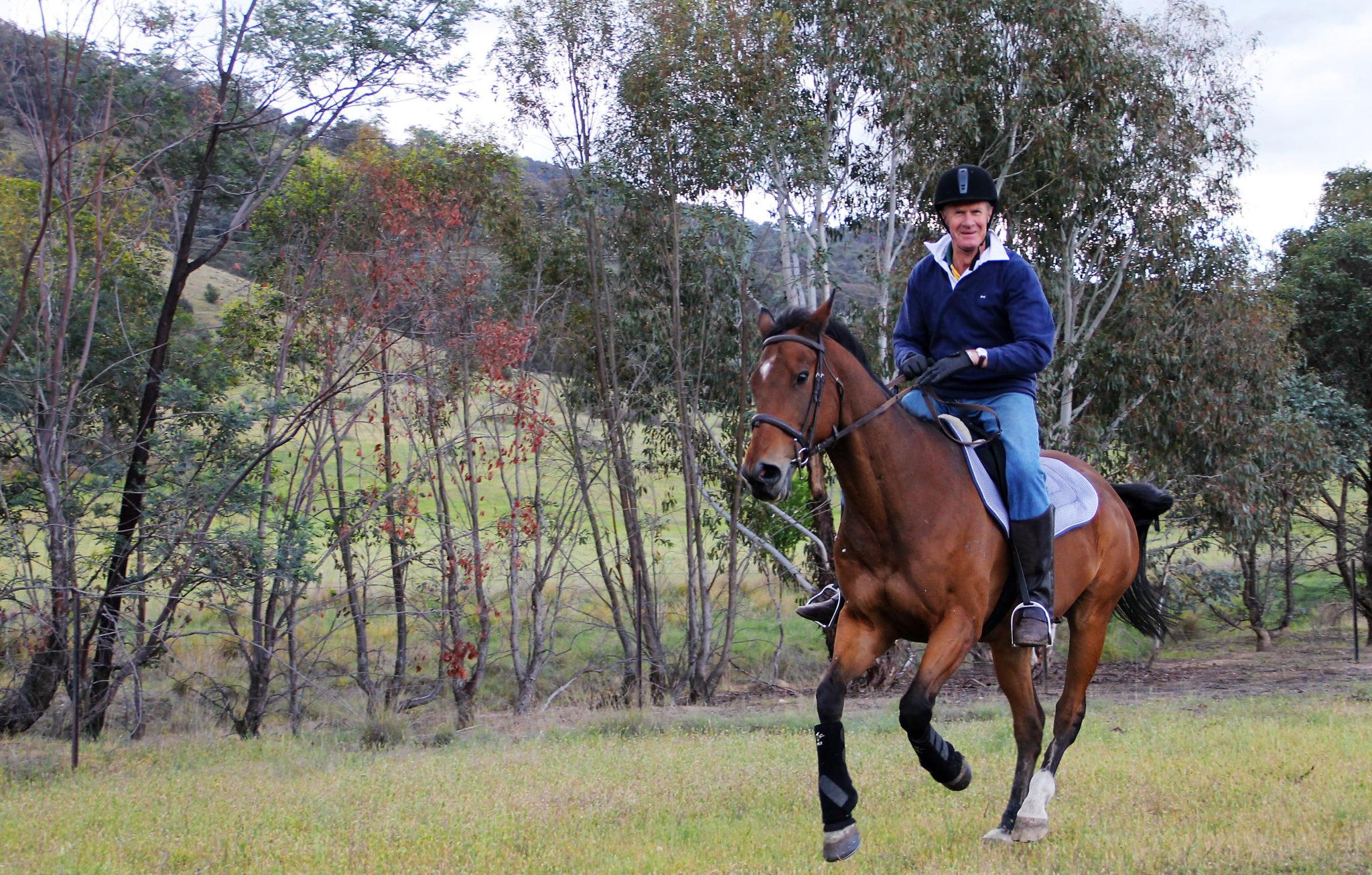 Meet a Globetrotter: John Harriott - Globetrotting horse riding holidays