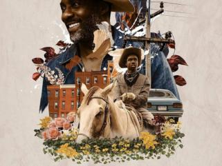 Concrete Cowboy - film review by Globetrotting - poster via IMDB.