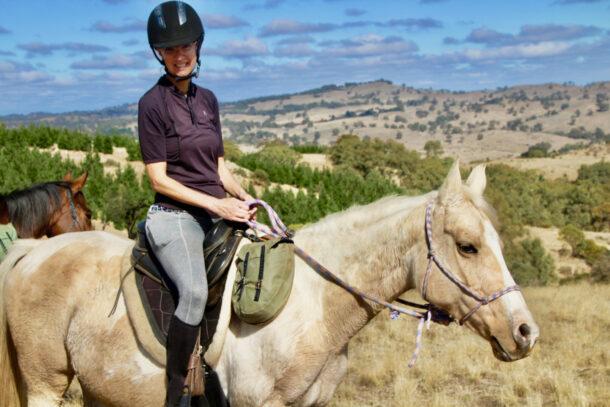 The Grape Horse Adventure, Barossa Valley, Australia - Globetrotting horse riding holidays