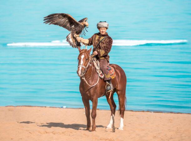 Horse Breed: Kazakh - image by Vera Larina/Shutterstock.com - Globetrotting horse riding holidays