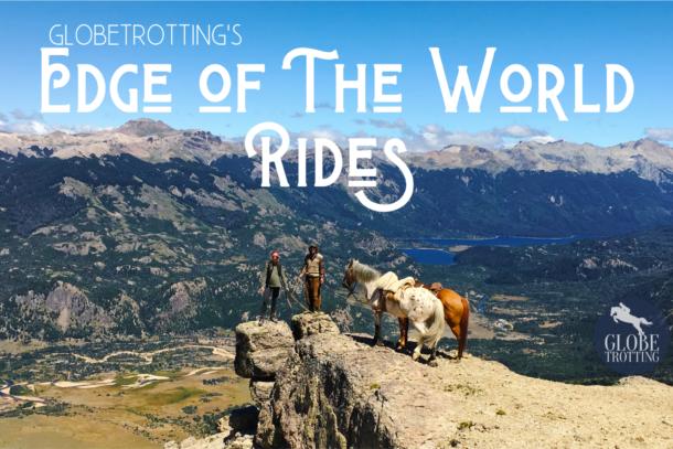 Globetrotting's Edge of the World Rides - Globetrotting horse riding holidays
