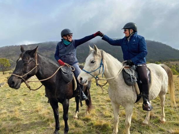 The Grape Horse Adventure, Barossa Valley, South Australia - Globetrotting horse riding holidays