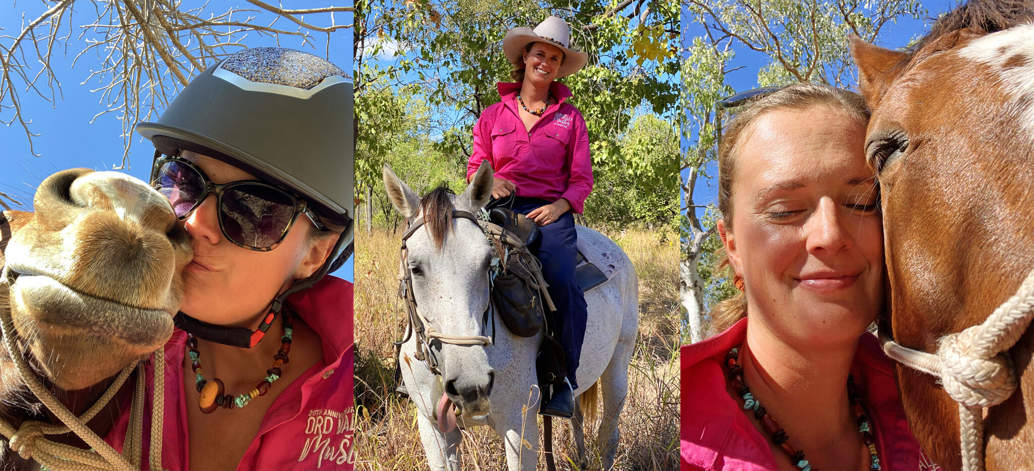 Meet a Globetrotter: Marie Strong - The Kimberley Ride, Western Australia - Globetrotting horse riding holidays