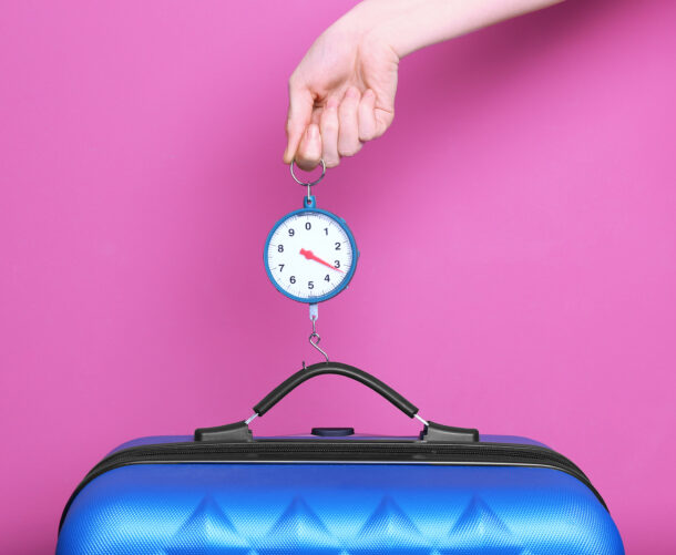 Don't Leave Home Without Luggage Scales - Globetrotting horse riding holidays