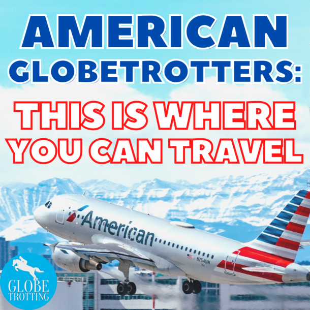American Globetrotters: this is where you can travel - Globetrotting horse riding holidays