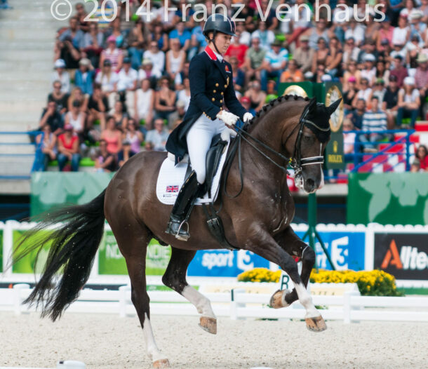 Charlotte Dujardin and Valegro - image by Franz Venhaus on Flickr (CC BY-ND 2.0) - Globetrotting horse riding holidays