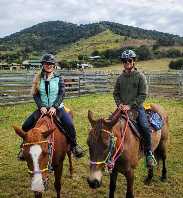 Rainbow Beach, Bush & Cattle Drive, Queensland, Australia - Globetrotting horse riding holidays