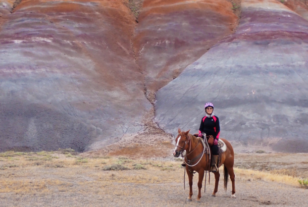Ranch ride in Shell, Wyoming - Globetrotting horse riding holidays