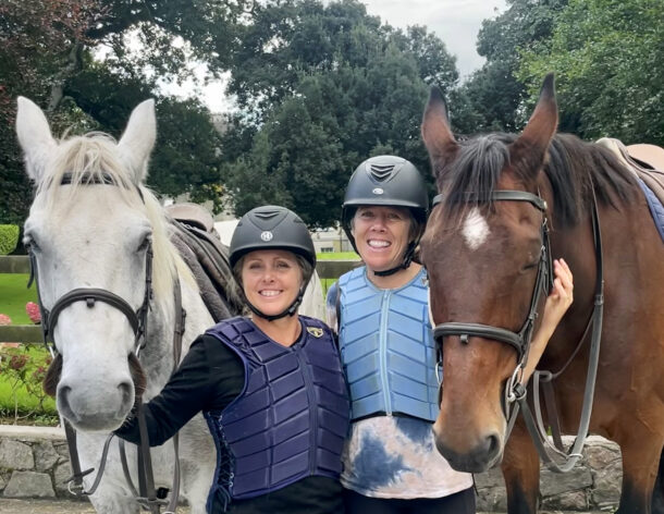 Cross Country in Tipperary, Ireland - Globetrotting horse riding holidays