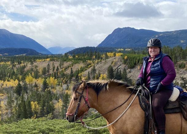 British Columbia, Canada - Globetrotting horse riding holidays