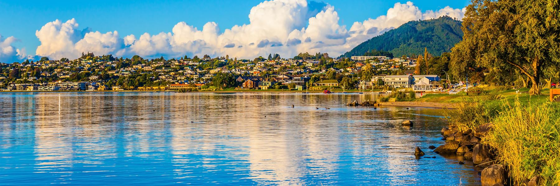 A Day Spent Taupo - Audley Travel - Globetrotting horse riding holidays