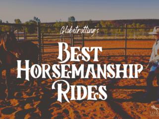 Globetrotting's Best Horsemanship Rides - Globetrotting horse riding holidays
