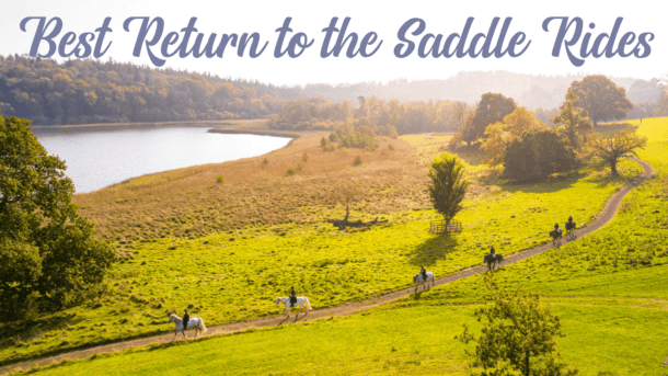 best return to the saddle rides Globetrotting horse riding holidays