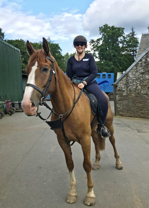 The Scottish Borders Ride - Globetrotting horse riding holidays