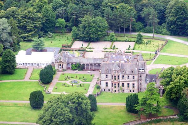 Castle and Estate horse riding holiday, Ireland