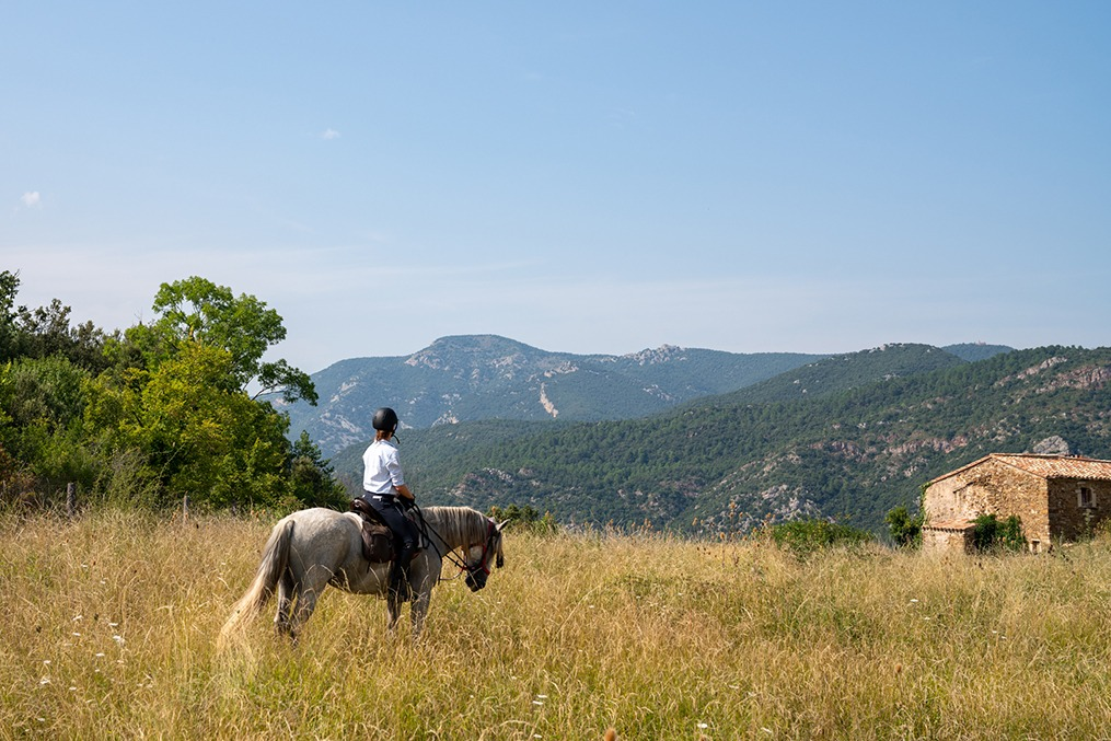 horse riding holiday in Catalonia, Spain