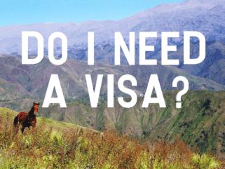 Do I need a visa? - Globetrotting horse riding holidays