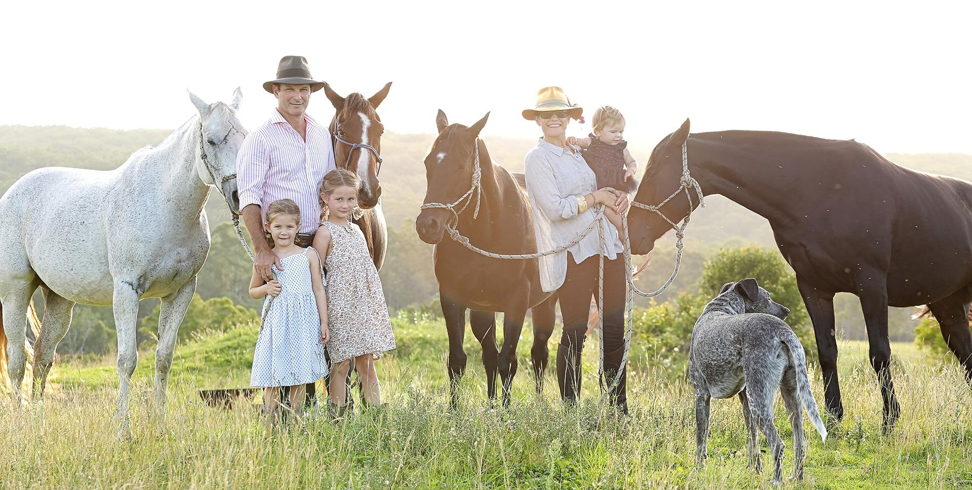 Globetrotting family