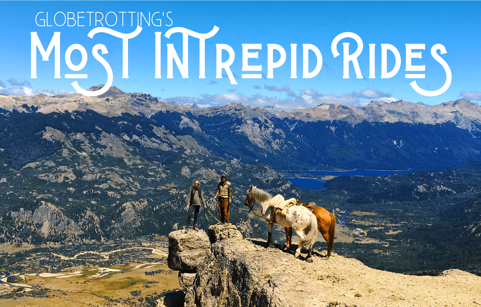 Globetrotting's Most Intrepid Rides - Globetrotting horse riding holidays