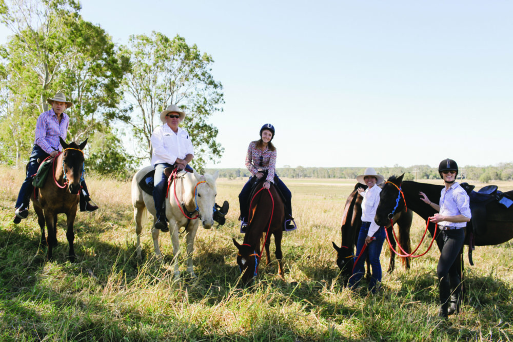 horse riding holiday australia