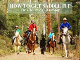 horse riding holiday in Tasmania, Australia