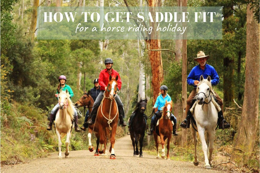 horse riding holiday in Tasmania, Australia