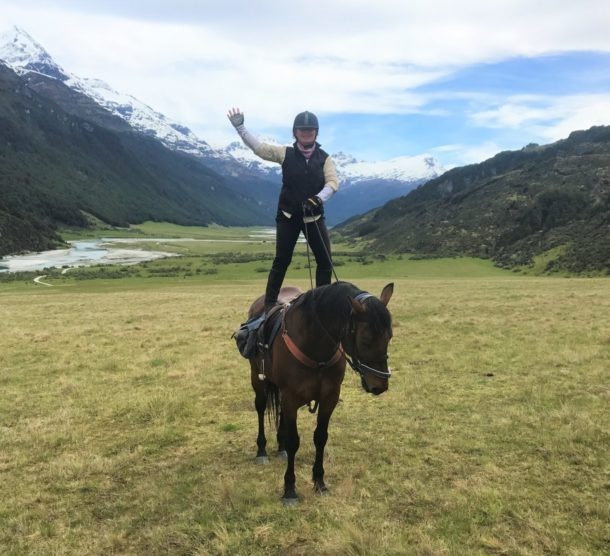 Globetrotting horse riding holiday Glenorchy Back Country Ride, New Zealand