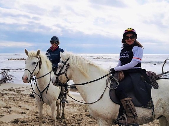 Globetrotting horse riding holiday The Camargue Ride, France