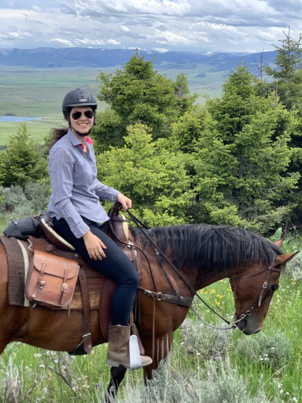 Montana, USA - Globetrotting horse riding holidays