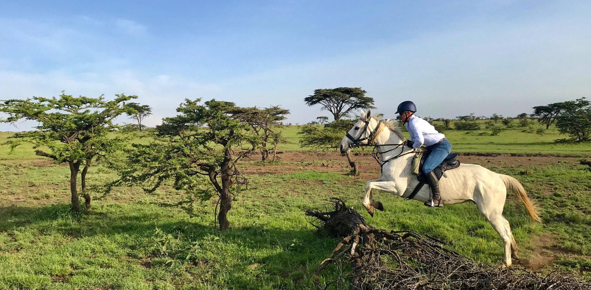 Meet a Globetrotter: Mike Barker - Globetrotting horse riding holidays