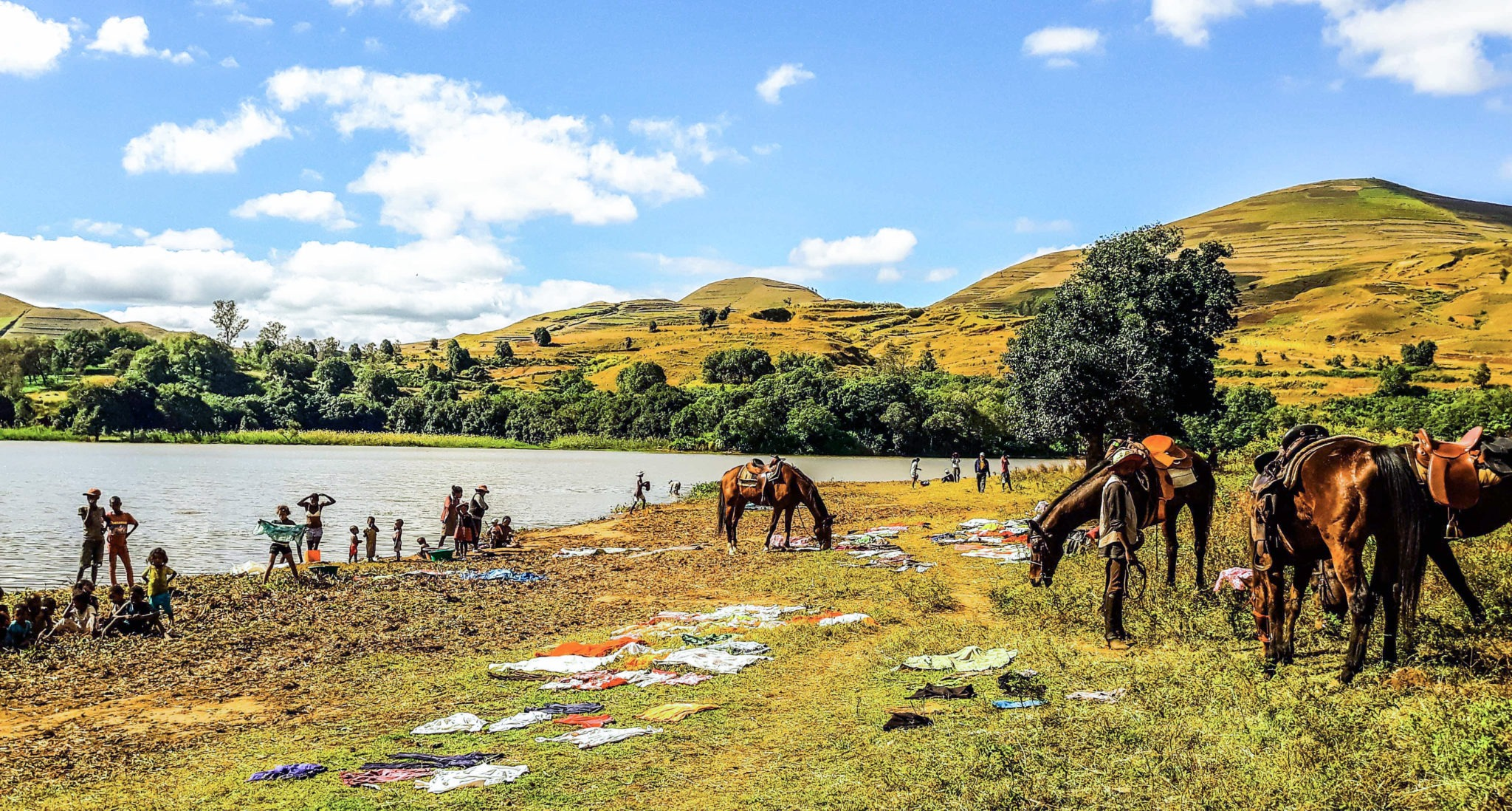 Volcanic Highlands Ride, Madagascar - Globetrotting horse riding holidays