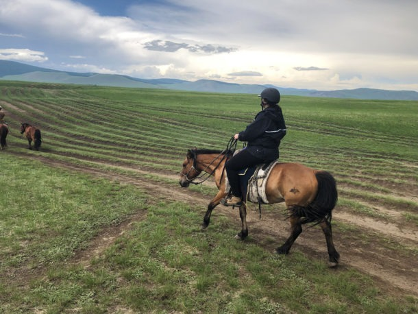 Khovsgol Ride, Mongolia - Globetrotting horse riding holidays