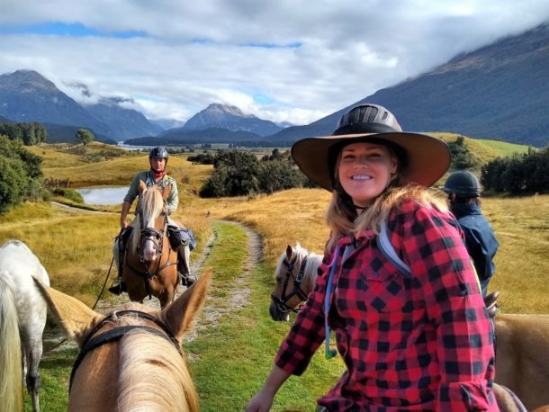 Glenorchy Back Country Ride - Globetrotting horse riding holidays