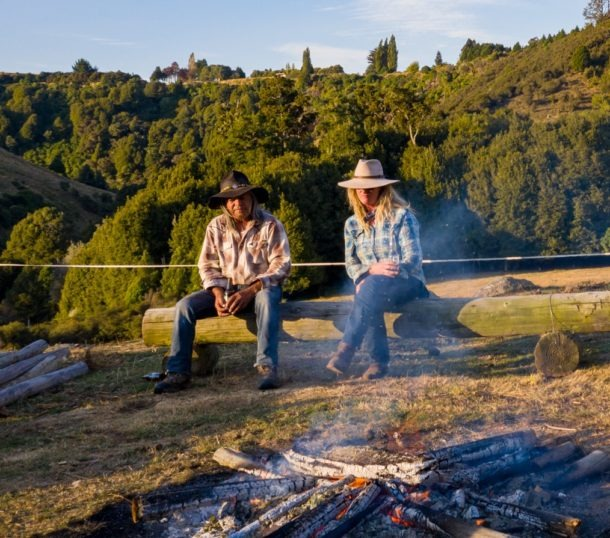 Meet our Guides: Nicola and Tommy - River Valley Ride, New Zealand - Globetrotting Horse Riding Holidays