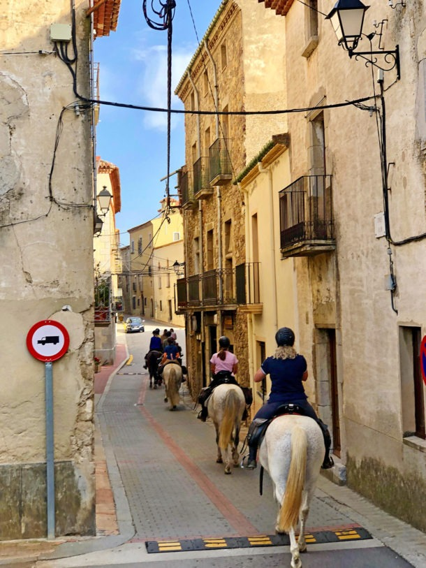Catalonia, Spain - Globetrotting horse riding holidays