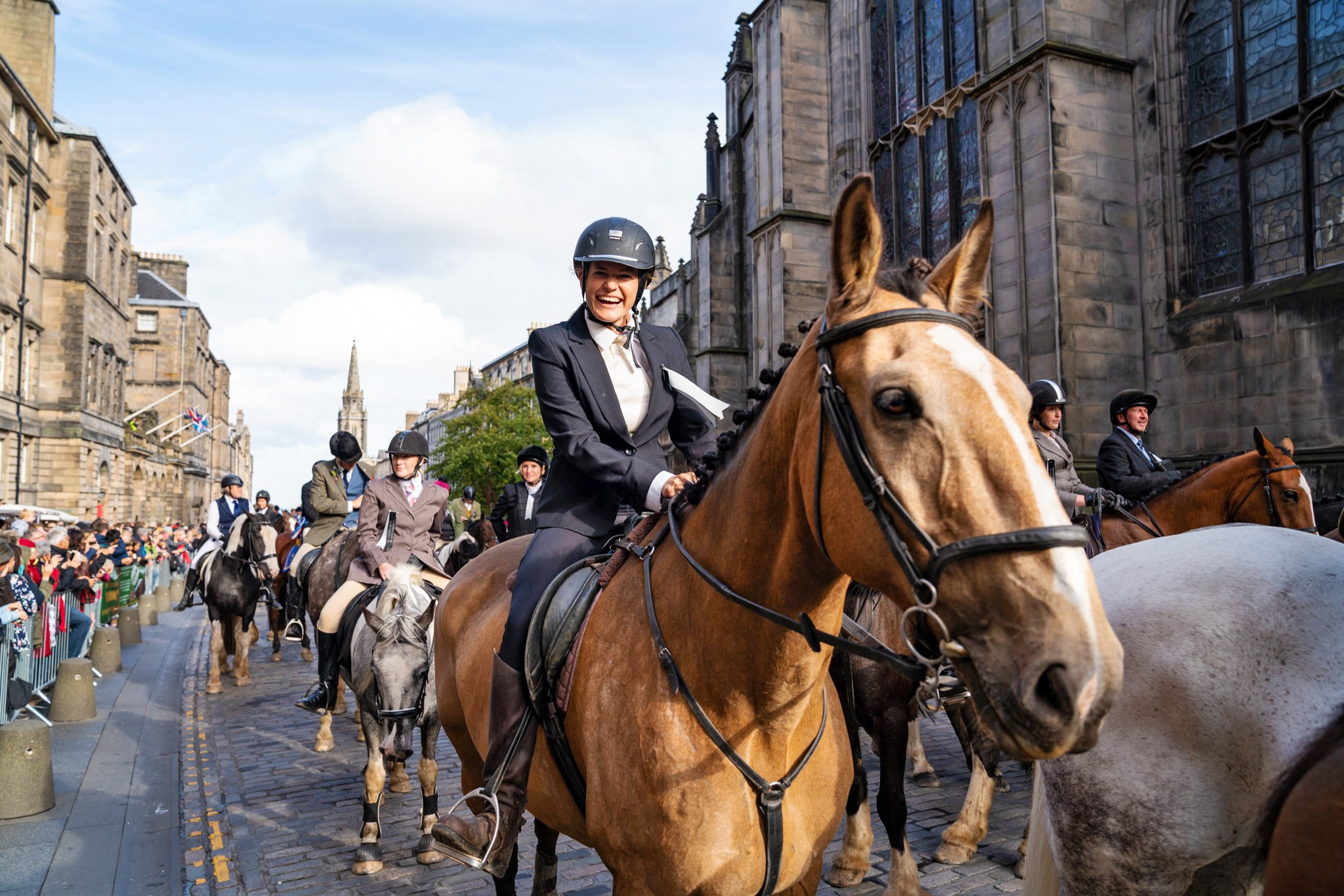 Scottish Borders Ride - Globetrotting horse riding holidays