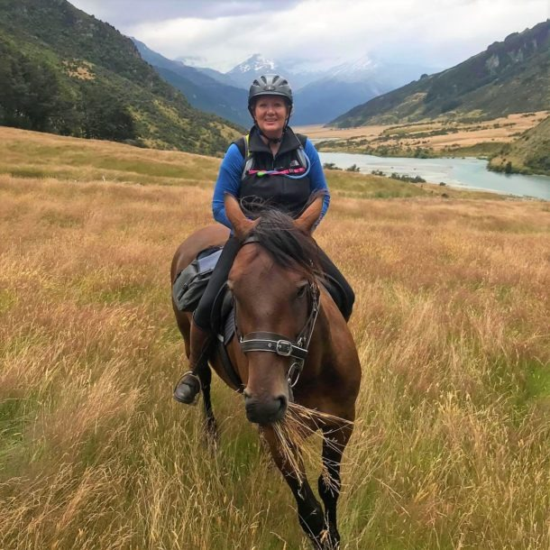 Glenorchy Back Country Ride Globetrotting horse riding holidays New Zealand