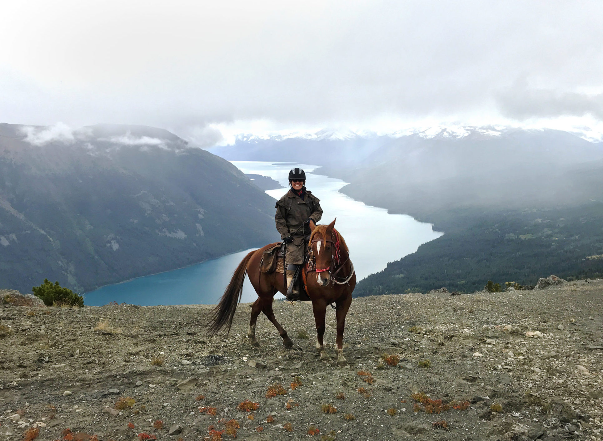 British Columbia, Canada - Globetrotting horse riding holidays