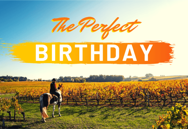 The perfect birthday - Globetrotting horse riding holidays