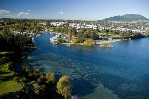 A Day Spent in Taupo - Thousand Wonders - Globetrotting horse riding holidays