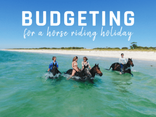 budgeting for a horse riding holiday - Globetrotting horse riding holidays