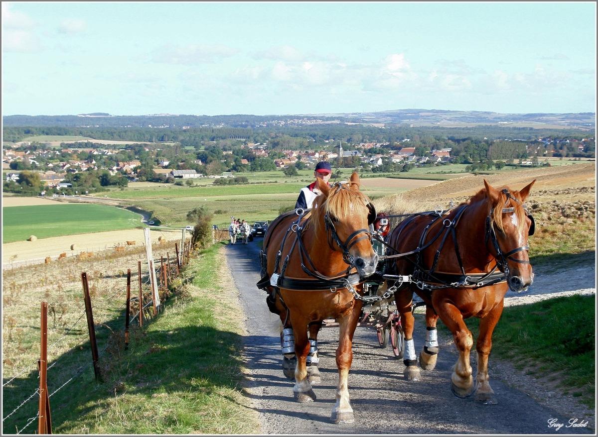 La Route du Poisson - The Fish Road - Guy Sadet - Globetrotting horse riding holidays