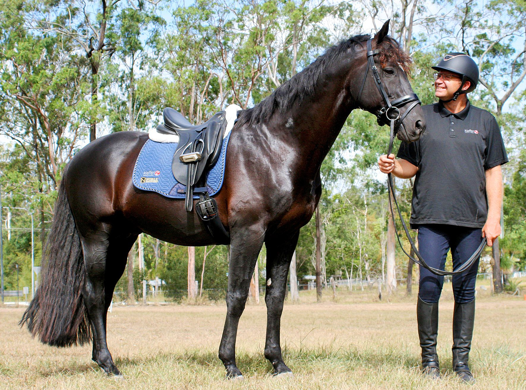 Nathan Harvey, Para Equestrian - Globetrotting horse riding holidays