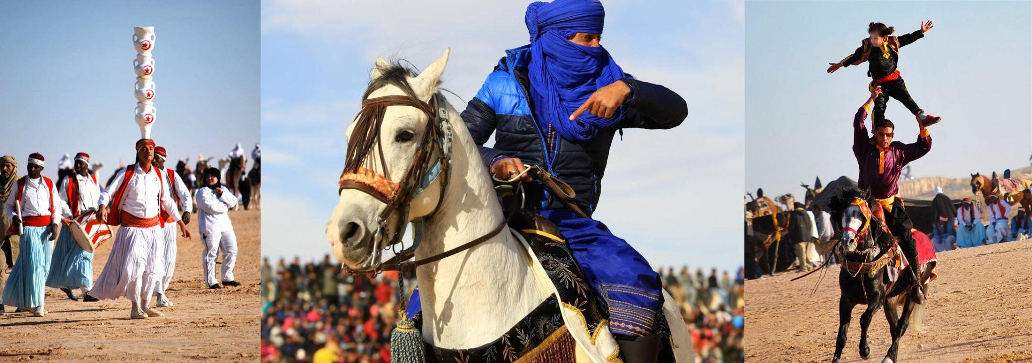 International Festival of the Sahara - Globetrotting horse riding holidays