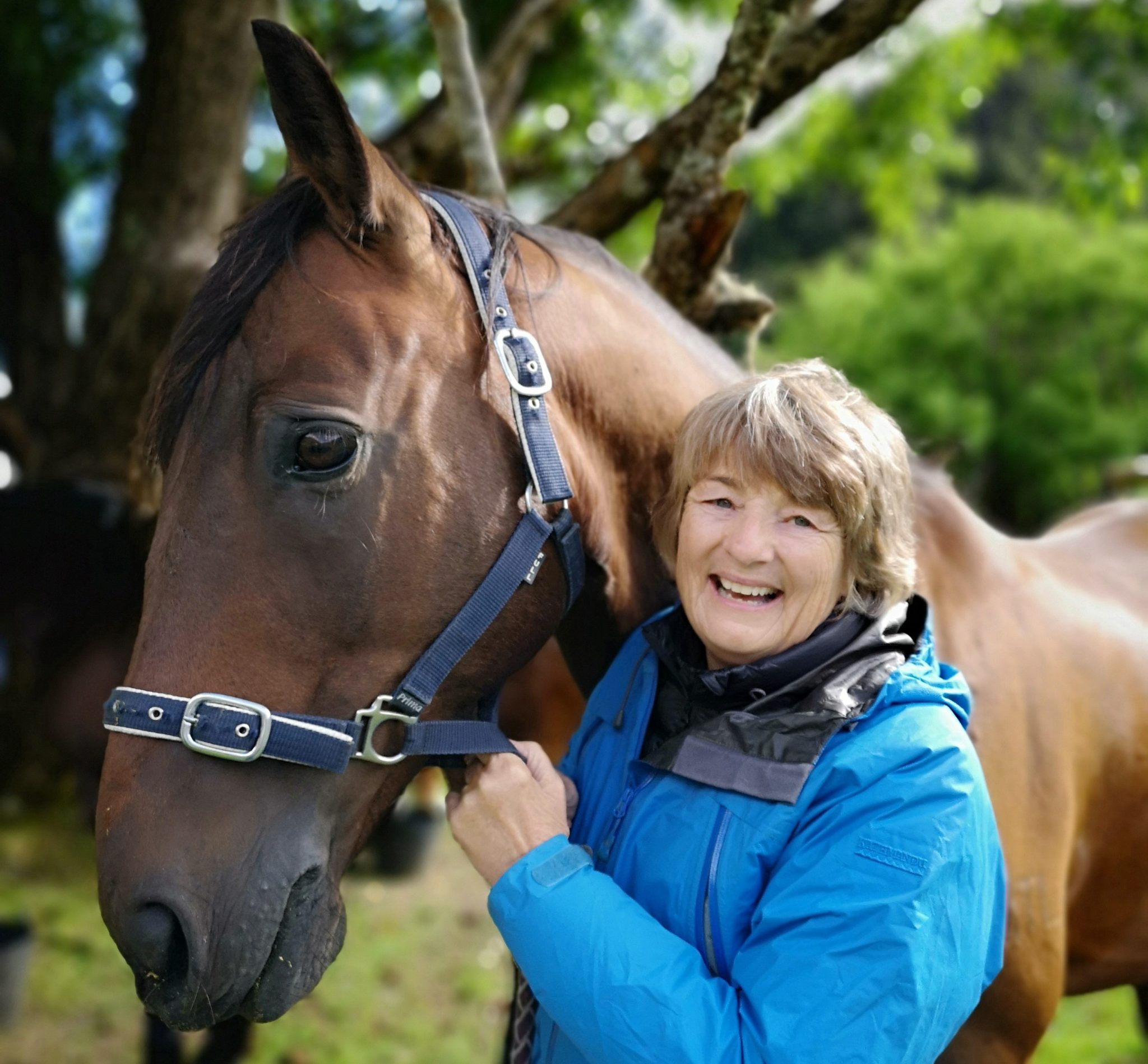 Meet a Globetrotter: Judy Calder - Globetrotting horse riding holidays