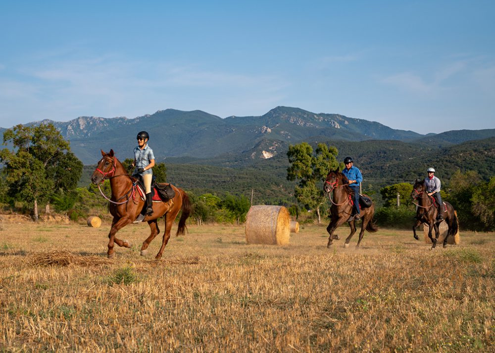 horse riding holiday Catalonia