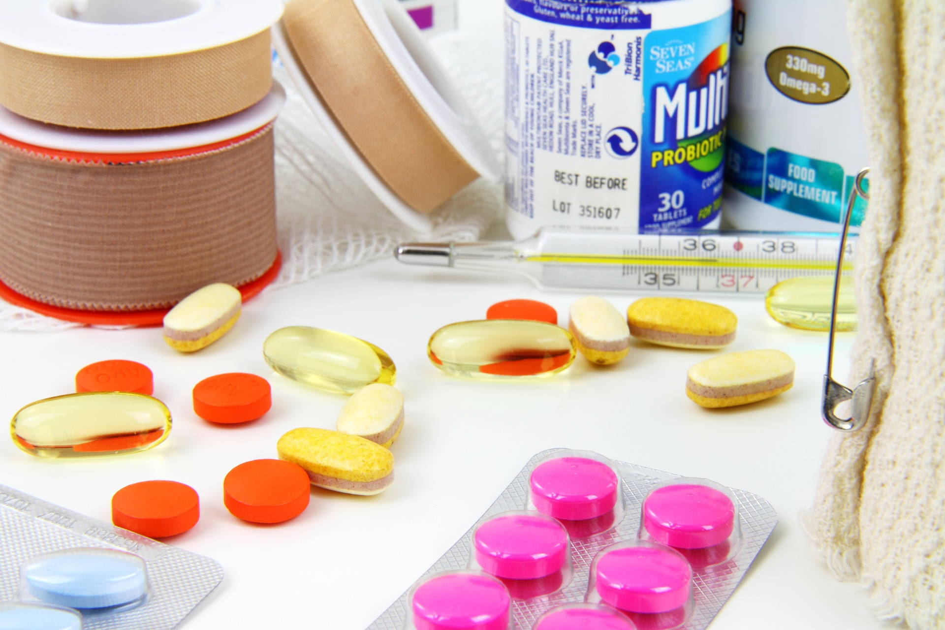 essential medicines for travel