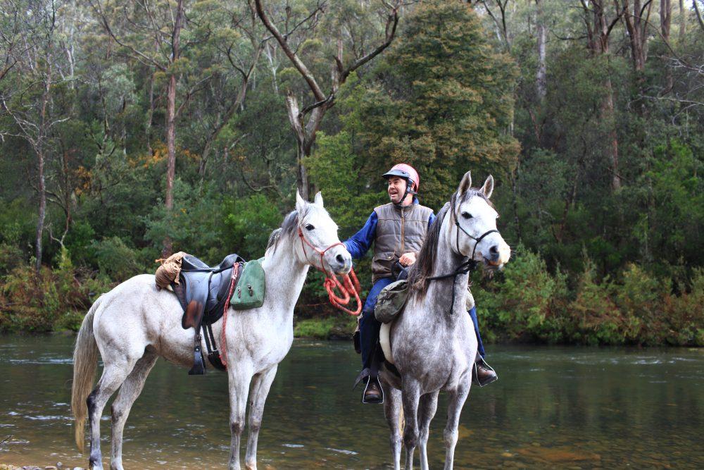 Horse riding holiday Tasmania Australia