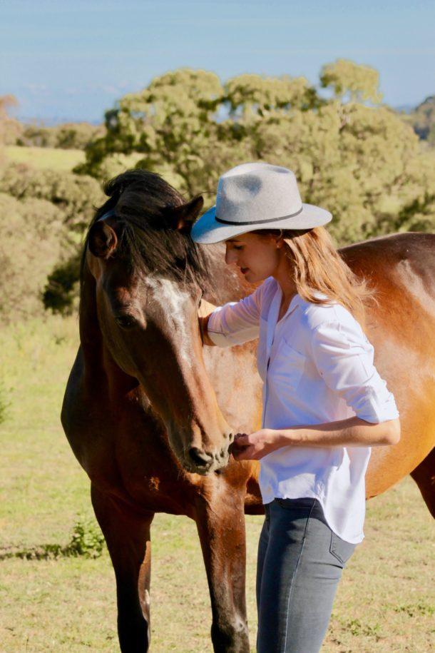 Laura Rae Globetrotting horse riding holidays