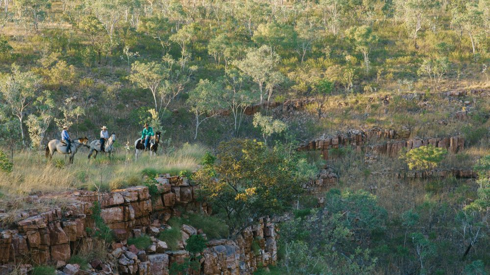 horse riding holiday the kimberleys